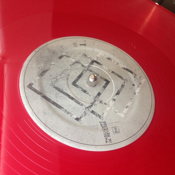 Image of Thoughts In Reverse (Vinyl + CD) RED