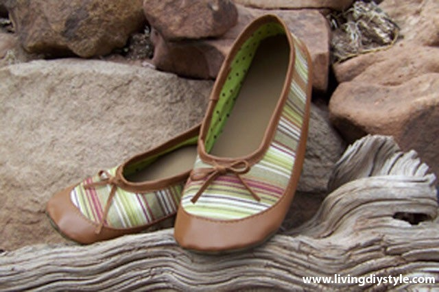 Image of Gilligan Shoe Pattern