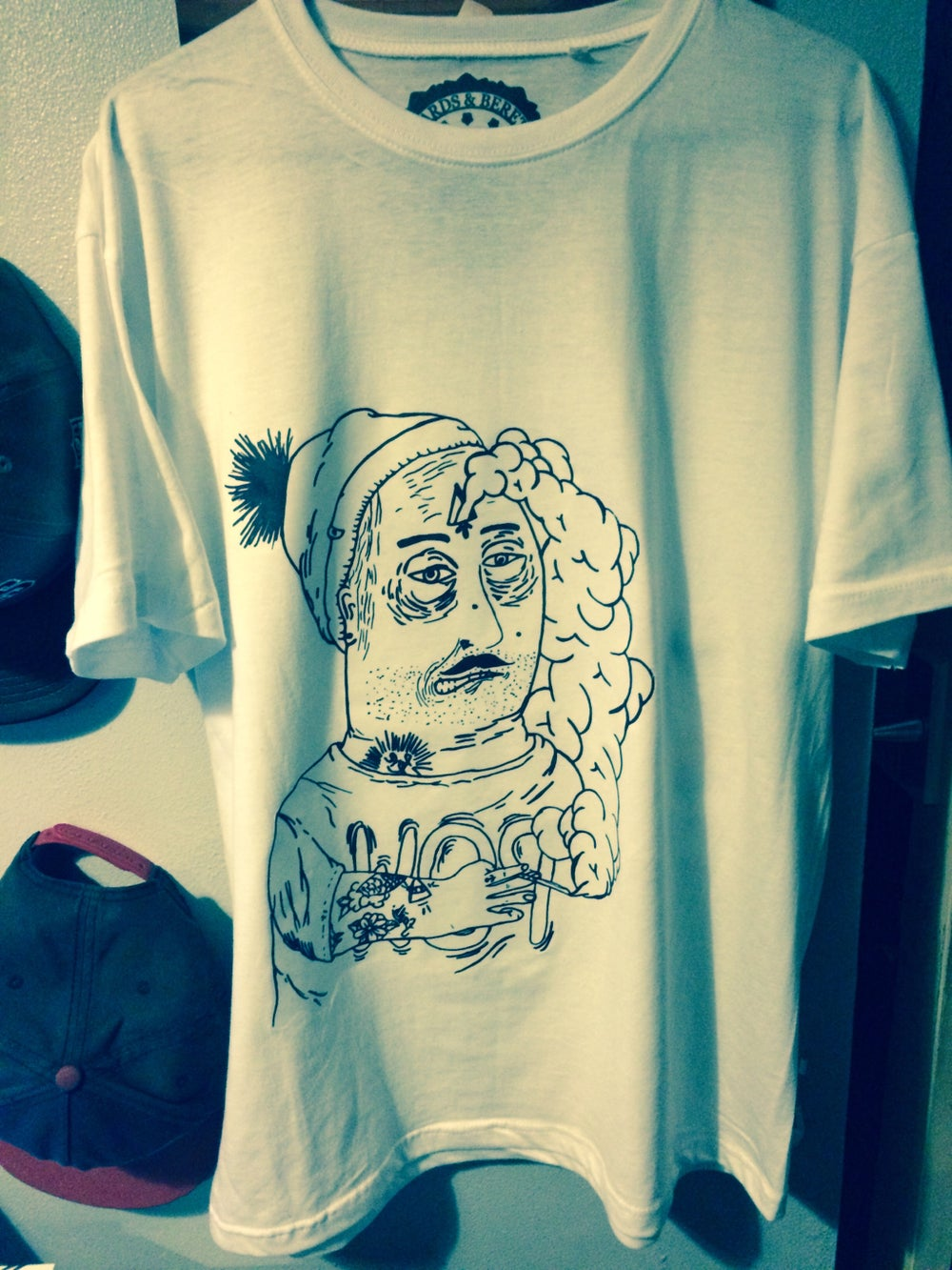 Image of Smoke Tee