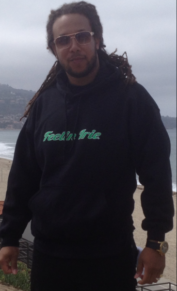 Image of Feelin Irie Men's T-shirt or Hoodie