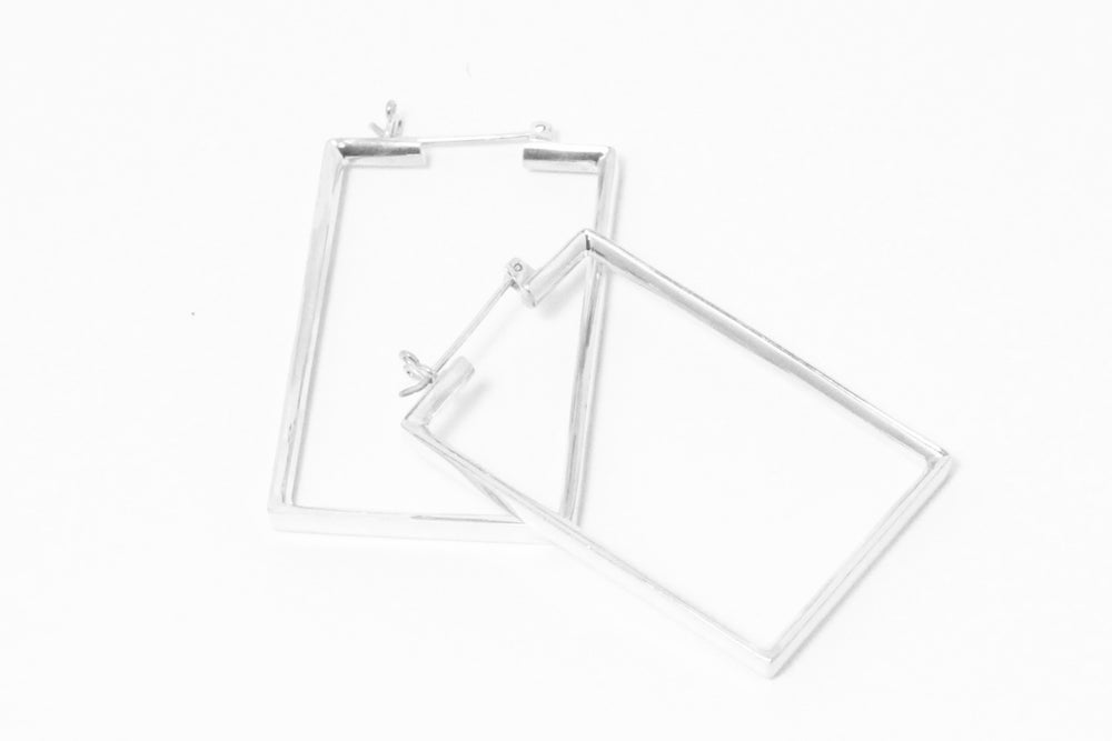 Image of Rectangular Hoops