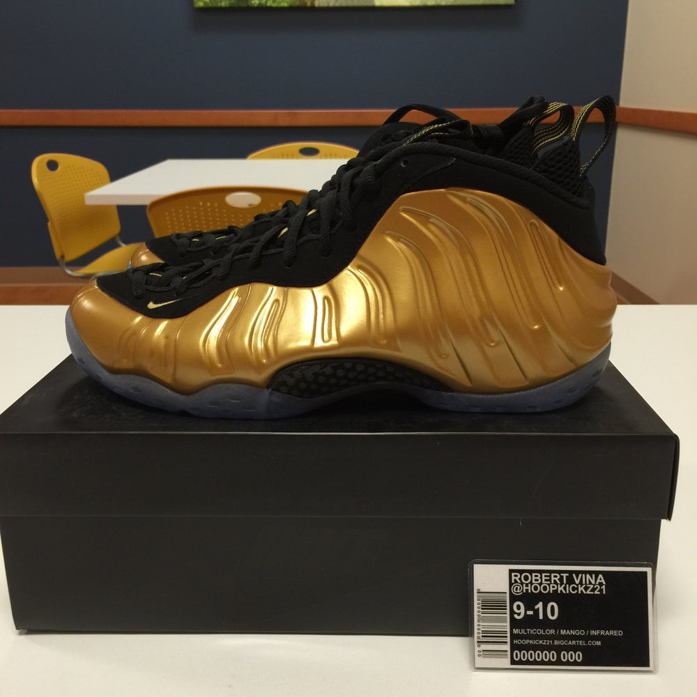 681d1d9df1c Image of Nike Air Foamposite One Metallic Gold (314996-700)