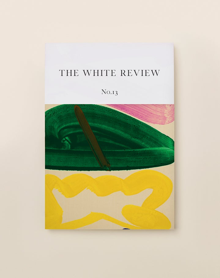 Image of The White Review No. 13