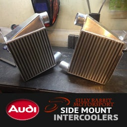 Image of SRM - Audi 2.7TT SMIC Kit