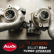 Image of SRM - Audi 2.7TT Billet K04 RS4+ Turbochargers