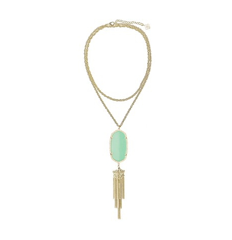 Image of Bohemian Tassel Pendant Necklace