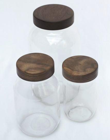 Image of Mason Jar Storage set