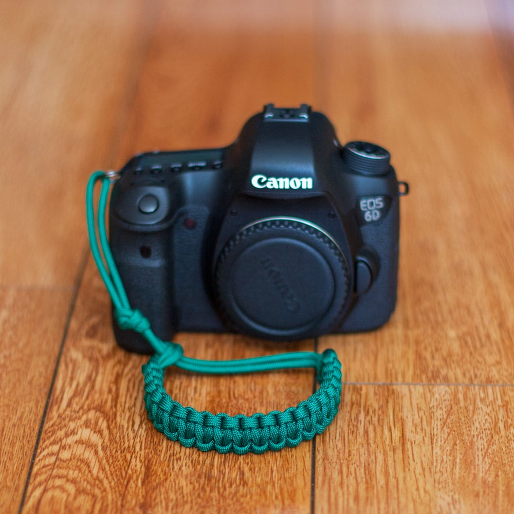 Image of Green single strap