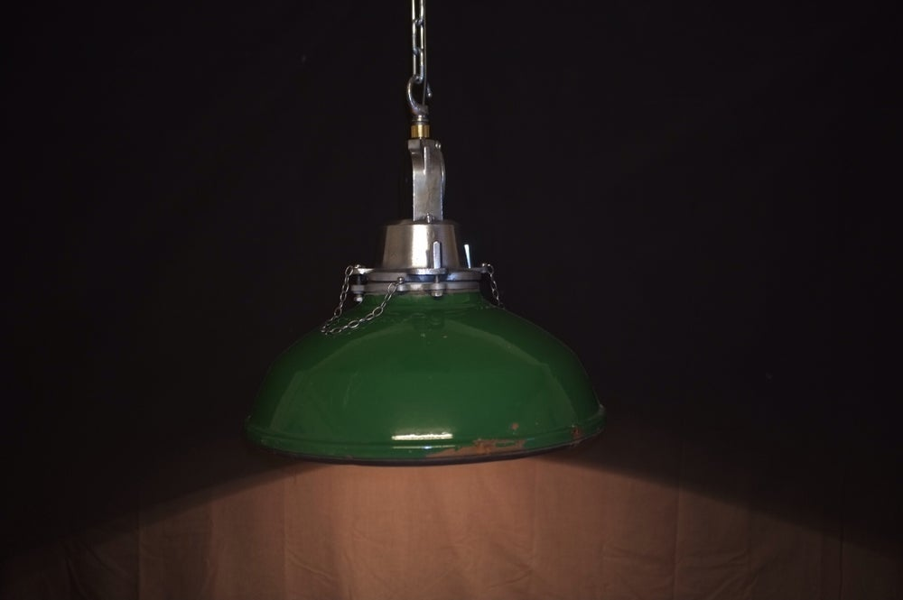 Image of Vintage Thorlux Pendant Light
