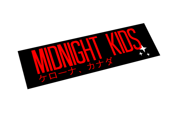 Image of MIDNIGHT KIDS ~ Original Limited Edition! ~