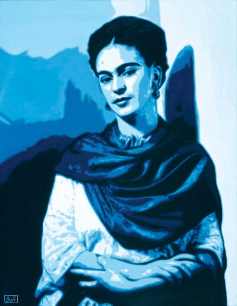 Image of Painting 'Frida'