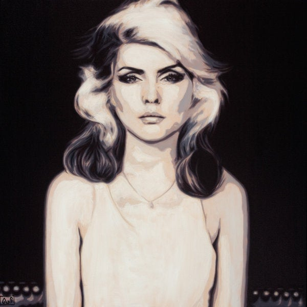 Image of Painting 'Debbie' - SOLD