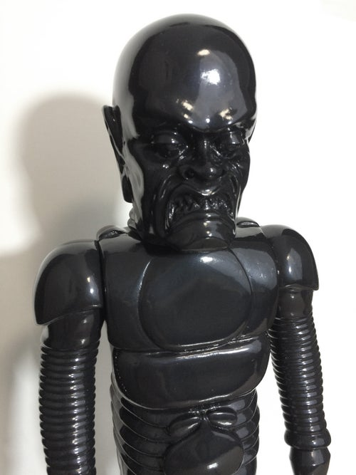"""Image of The Iron Monster 15"""" Blank Black"""