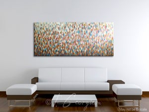 Image of Abstract #48 - 60x152cm