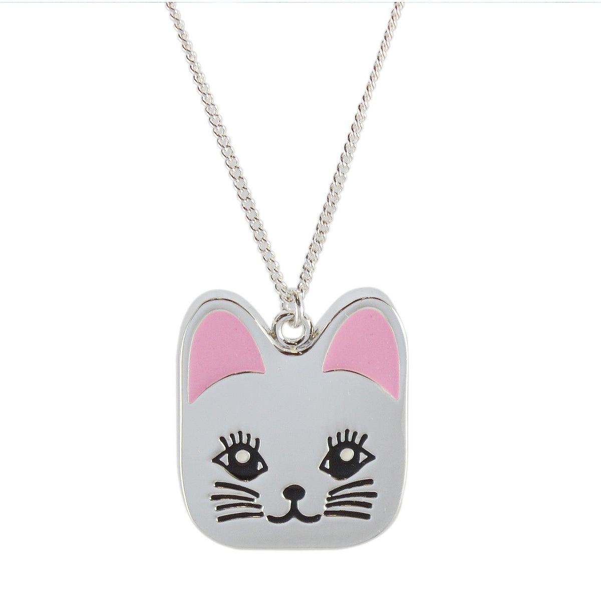 Catface Necklace