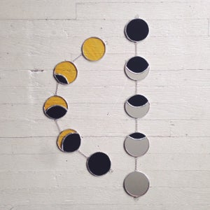 Image of Eclipse Garland - Lunar and Solar