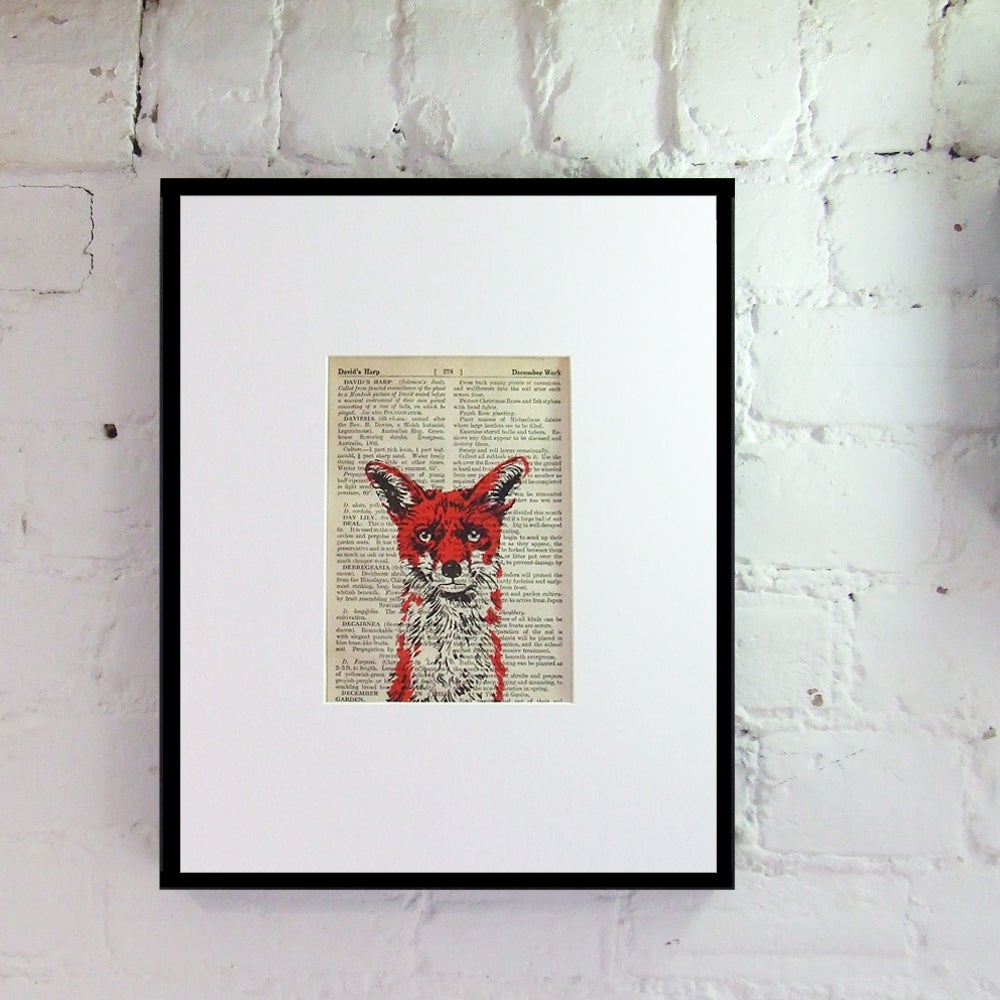 Image of PAGES FOX