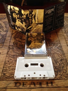 Image of ENCOFFINATION 'Elegant Funerals for the Unknown Dead' cassette
