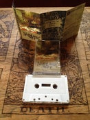 Image of ENCOFFINATION 'O HELL, SHINE IN THY WHITED SEPULCHURES' cassette