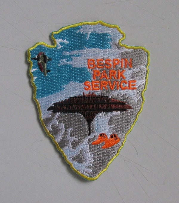 Image of Bespin Park Service Series #5 Patch