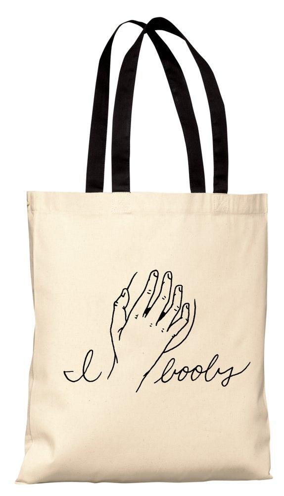 Image of Tote by Shannon Perry