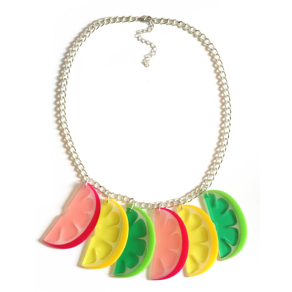 Image of Citrus Necklace