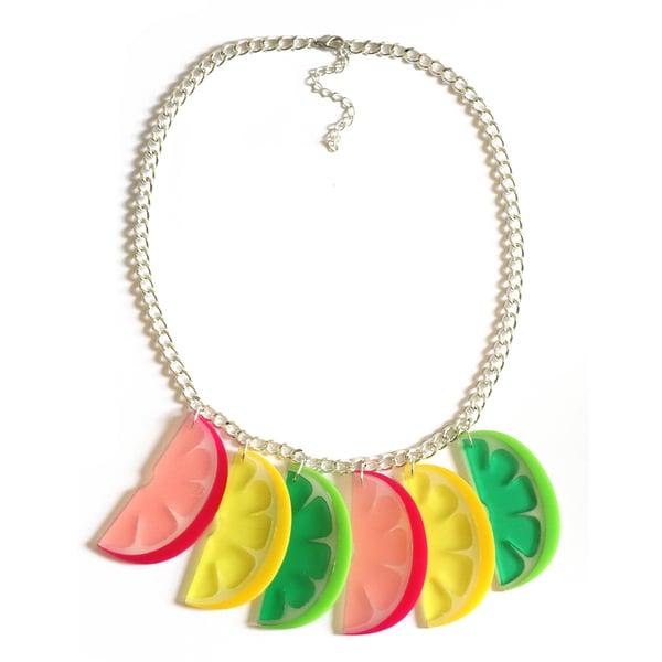 Image of Citrus Necklace - PRE-ORDER