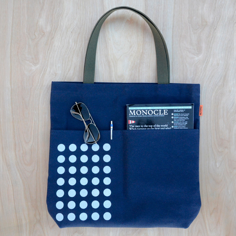 Image of Dots utility bag | Color options
