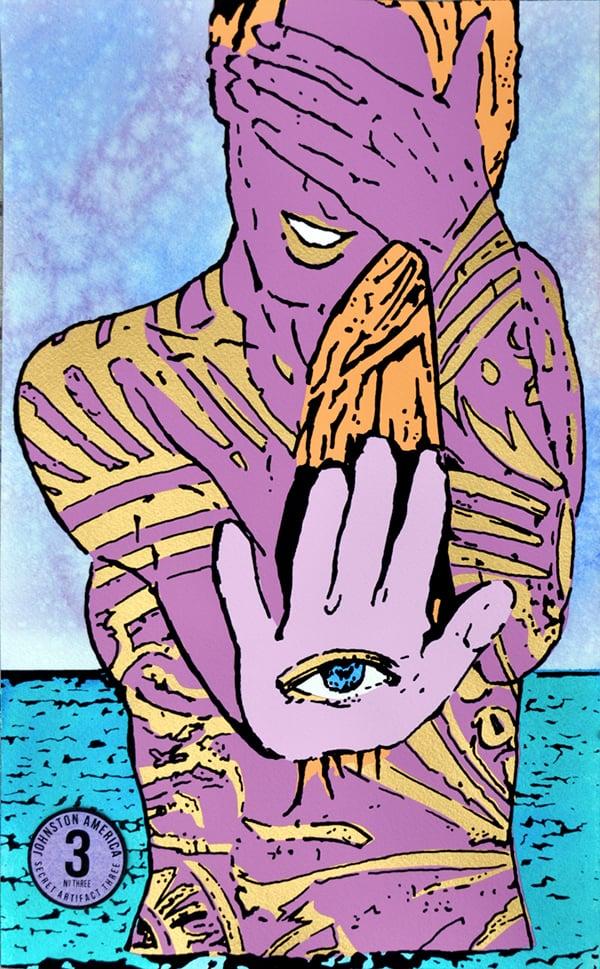 Image of Sea Goddess - Secret Artifact 3