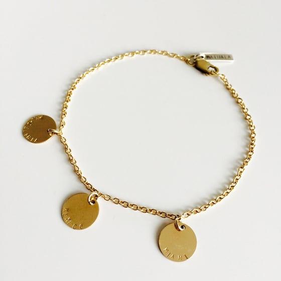Image of CUSTO(MIAMI)ZE bracelet
