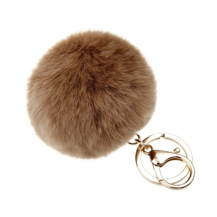 Image of Key Chain Pomp pom