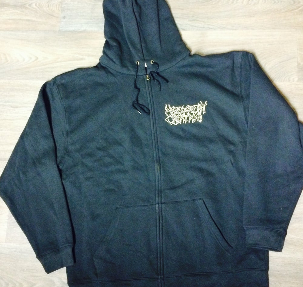 Image of MALEVOLENT CREATION Zipper