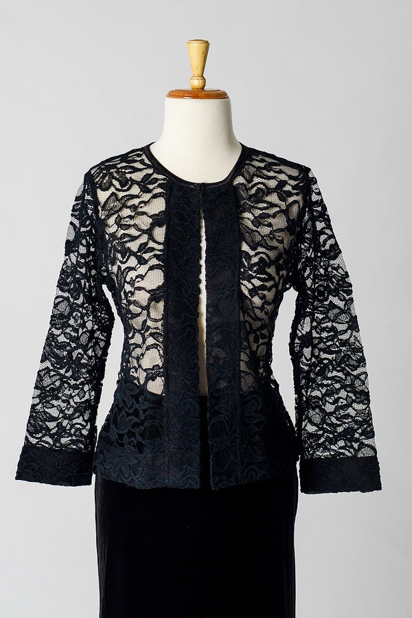 Image of Lace Jacket