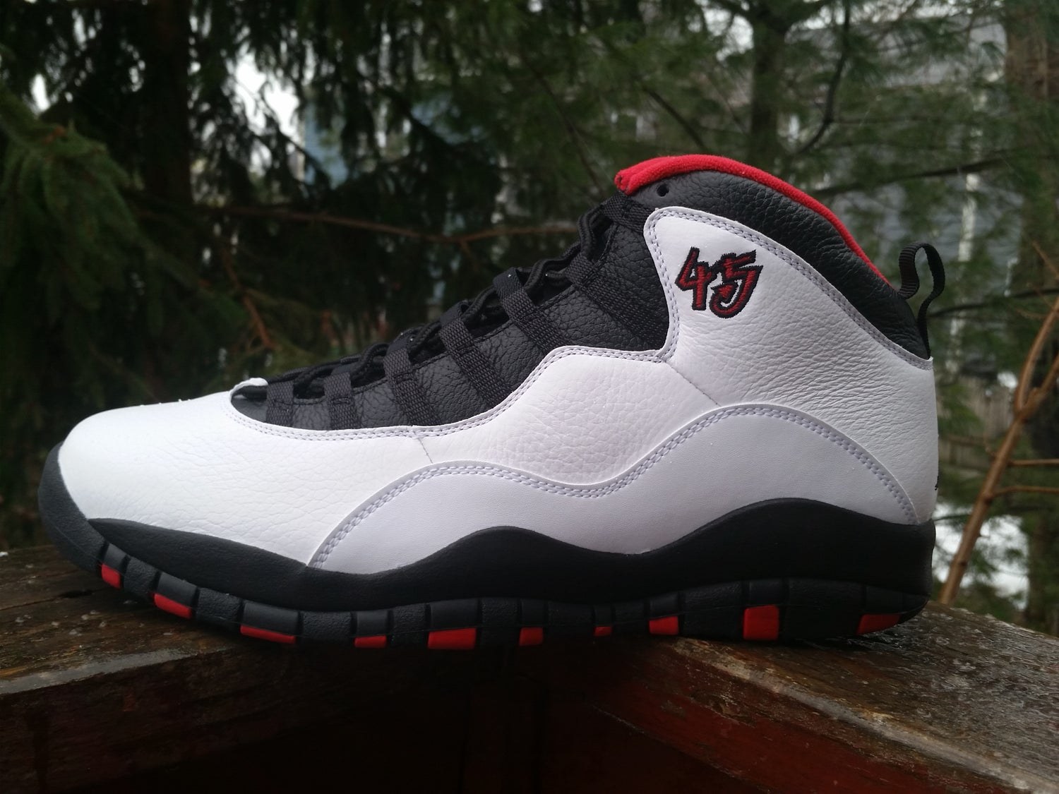 new products 64fea 2e03c Image of Air Jordan Retro 10 Chicago Double Nickle