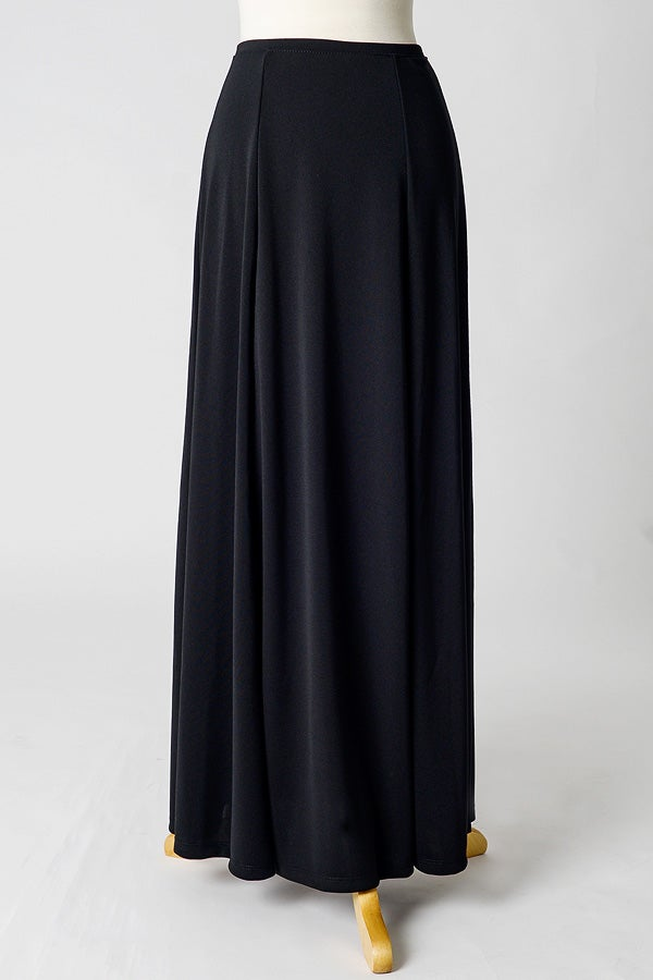 Image of Jersey Gored Skirt