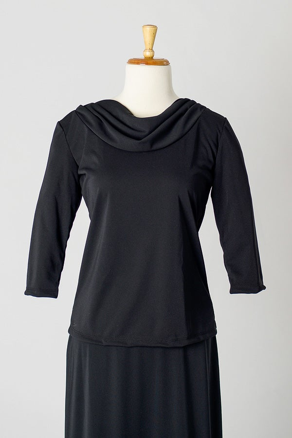Image of Jersey Cowl Top