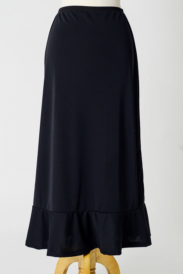 Image of Jersey Flounce Skirt