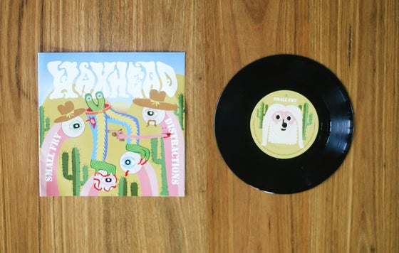 Image of B-Side Limited Edition 7' Vinyl
