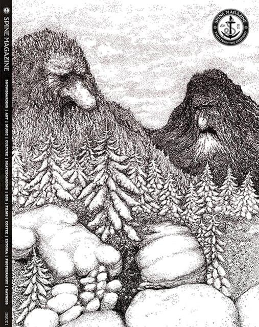 Image of Spine Magazine - Issue 1