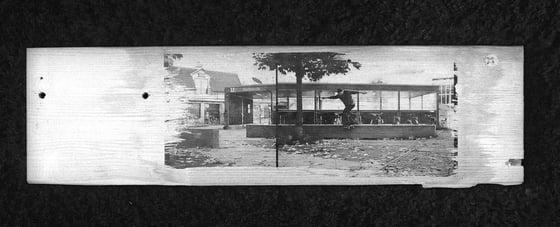 Image of Wooden Print - Hannes Schilling + Propeller Island DVD