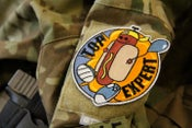 Image of TNP Top Expert (HotDog)  Patch (Restocked!)