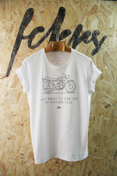 Image of Motorcycle By FCKRS®