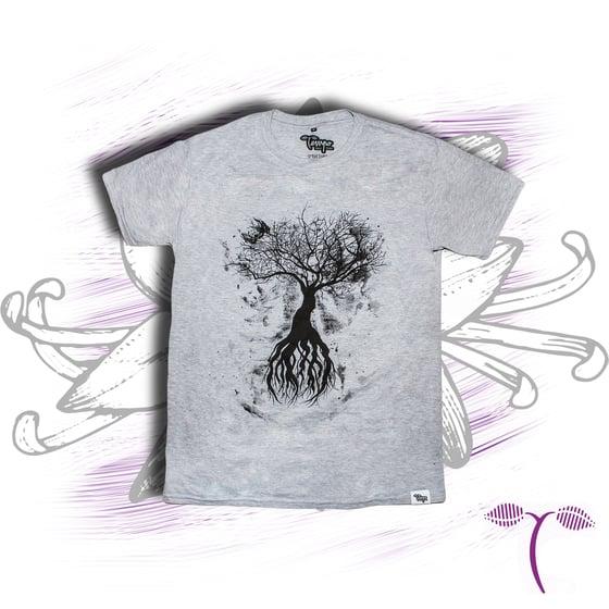 Image of A Sudden Burst of Colour/Weirdfolk Art Collaboration T-Shirt