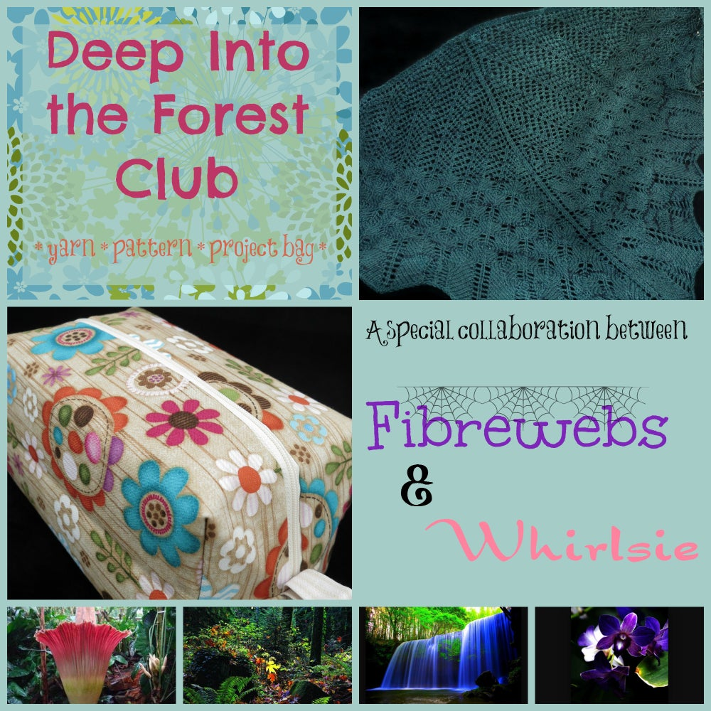 Image of Deep Into The Forest Yarn Club