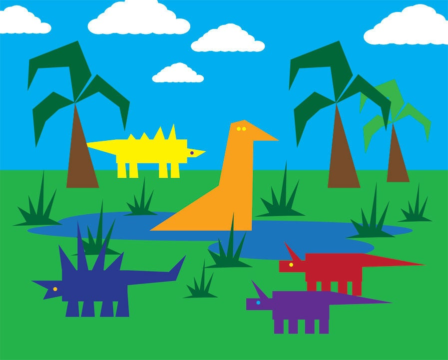 Simply Dinosaurs™ Collection