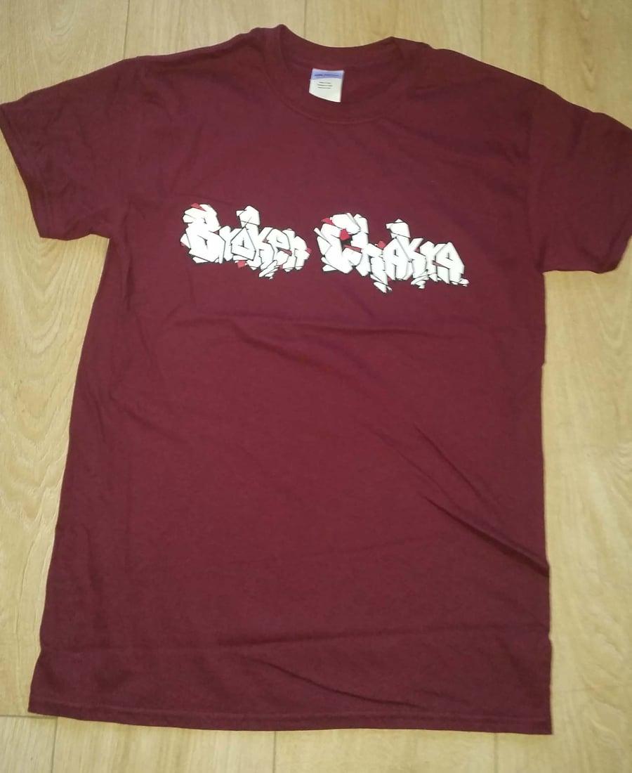 Image of Broken Chakra T Shirt