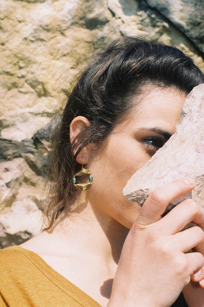 Image of Boucles d'oreilles SIDI
