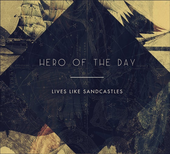 Image of LIVES LIKE SANDCASTLES - EP