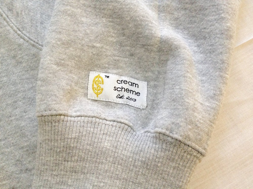 Image of Established Sweatshirt - Grey