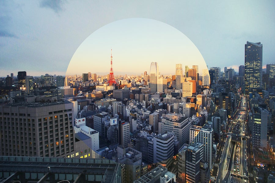 Image of Tokyo - Jour & Nuit